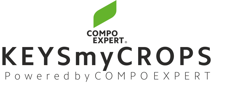 KEYSmyCROPS-Powered by COMPO EXPERT