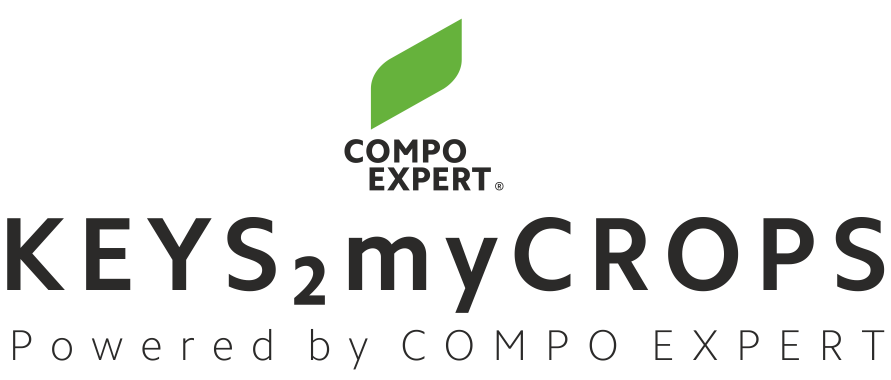 KEYS2myCROPS-Powered by COMPO EXPERT
